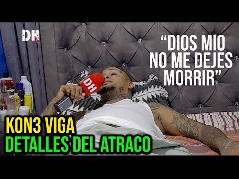 DETALLES De Como Ocurrio El ATRACO DE KON3 VIGA!!! MIRA ESTO!!! PARTE 2