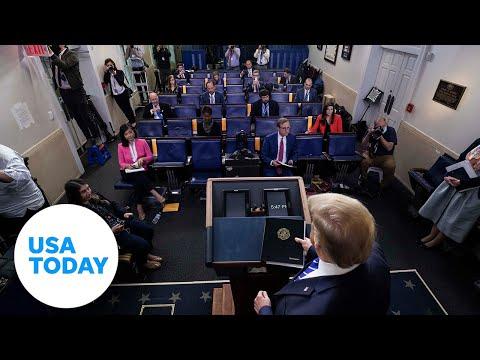 White House addresses coronavirus cases among West Wing staff | USA TODAY