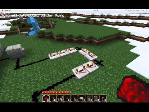how to make a cannon in minecraft