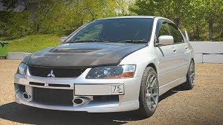 Купил быструю тачку | Mitsubishi Lancer Evolution 9 GT