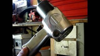 air tool demo   snap-on, mac, matco, cornwell