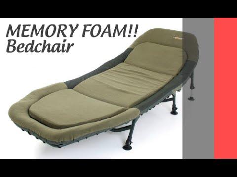 The New Memory Foam Bedchair By Cyprinus