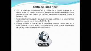 SESION I PRESENTACION ELECTRONICA HTML