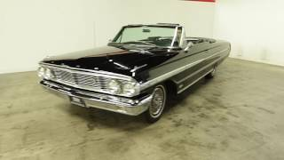 1964 Ford Galaxie 500 XL 2 Door Convertible