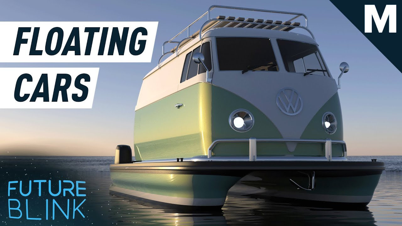 Download Prototypes Imagine What It'd Be Like to Blend a Classic Car and A Boat | Mashable