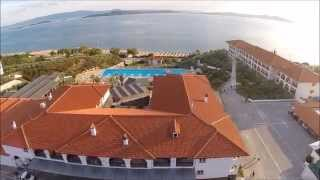 Akrathos Beach Hotel Aerial Video(A short aerial video from Akrathos Beach Hotel, Ouranoupoli, Halkidiki., 2014-07-16T17:58:37.000Z)