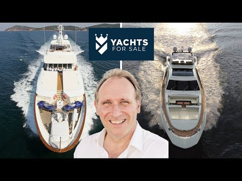 I went to Turkey and came back with TWO yachts for sale!