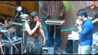 Chinmayi songs Asku Laska Ammo Ammom with Suryan FM Isaiyum Isaiyum Winner