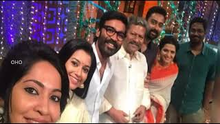 Vijay TV Thanga Magan Dhanush Show Exclusive New Stills