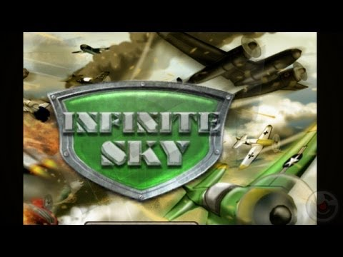 Infinite Sky - iPhone Gameplay Video