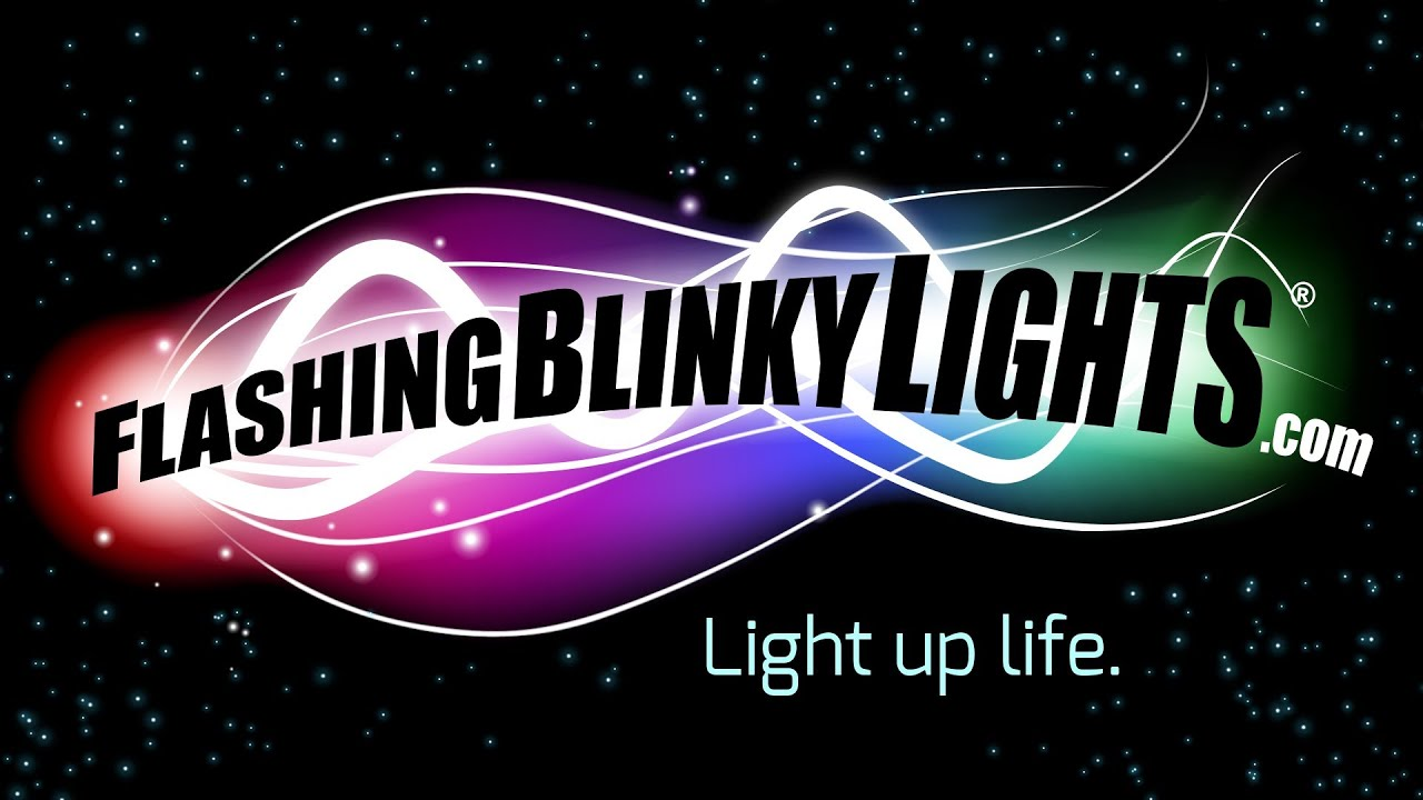 Flashing Blinky Lights   Wholesale Light Up Party Supplies   Glow   LED  Decor And Furniture