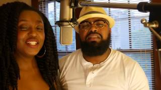 Crush - Yuna feat. Usher | Cover by Tony Blount & Jaleith Gary