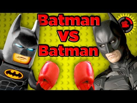 Film Theory: LEGO Batman vs DC Batman - Who's The Strongest Batman?