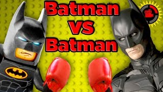 Download Film Theory: LEGO Batman vs DC Batman - Who's The Strongest Batman? Mp3 and Videos