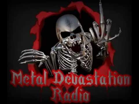 DJ RAGE Interviews Zach Moonshine - Metal Devastation Radio
