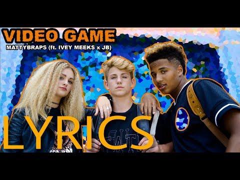 MattyB - Video Game (LYRICS)
