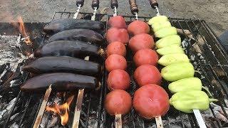Курица табака | Армянский салат Хоровац.