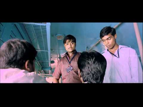 Kadhalil Sodhappuvadhu Yeppadi | Tamil Movie | Scenes |  Comedy | Vignesh gets a nose cut 720P