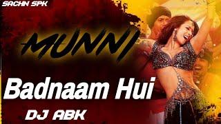Munni Badnaam Hui - Dj Mks Dj Sbm || Dabang || Dance mix