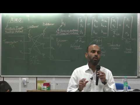 Cognitive Radio And Wireless Communications - Theory, Practice And Security (Lecture-6)