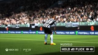 FIFA 14:新セレブレーション チュートリアル ビデオ(海外版)