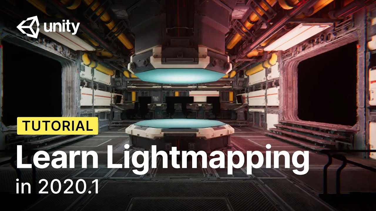 How to build Lightmaps in Unity 2020.1