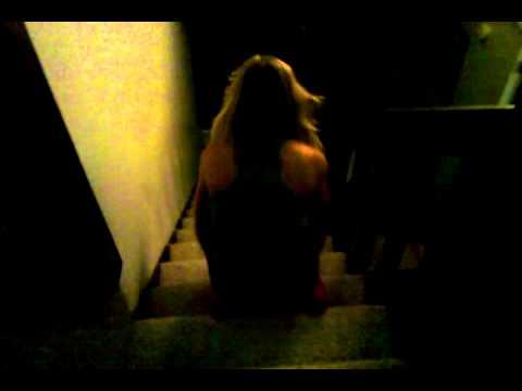 Rachel Stair Sledding