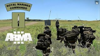 Arma III | 35 Commando | Operation Sutton | Objective Sparrowhawk