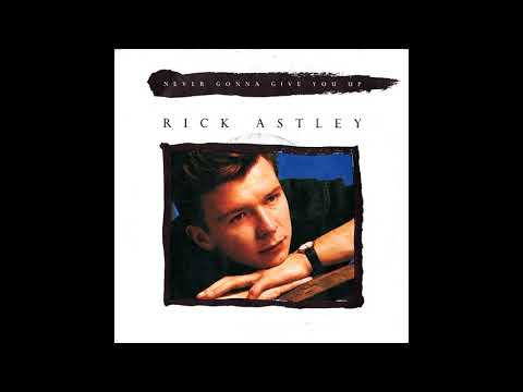 Rick Astley – Never Gonna Give You Up (45rpm)