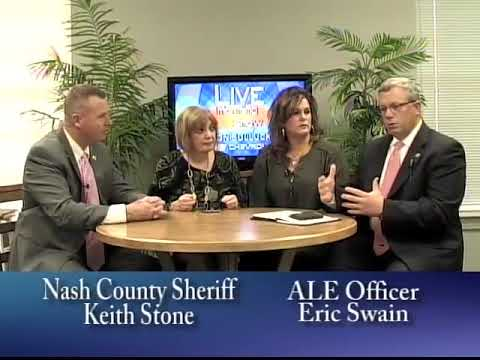 WHIG-TV Alcohol Law Enforcement Morning Interview