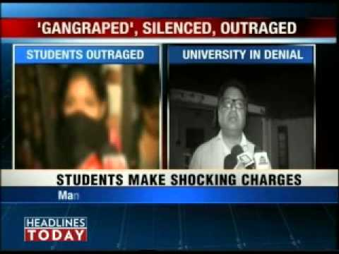 Video   Students allege rape inside Banasthali University   India Videos     India Today