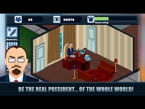 Democracy President Job Simulator - Career Mode Gameplay Video Android/iOS