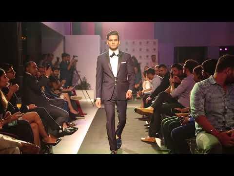 SS HOMME X Porsche Centre Mumbai: SStructure Bespoke 17-18 Fashion Show