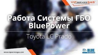 Работа системы ГБО BluePower. Газ на дизель (газодизель). Toyota LC Prado(Цена на установку http://www.vipservicegas.com/our_services/lpg_installation/gbo_na_disel Работа системы ГБО BluePower. Toyota LC Prado vs VW ..., 2015-06-17T20:29:49.000Z)