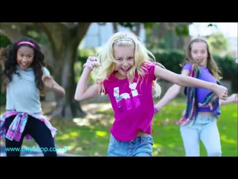Skechers Kids   Twinkle Toes Music Video Commercial CityShop
