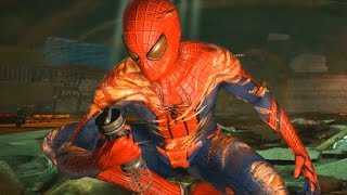 The Amazing Spider-Man - All Boss Fights (Xbox 360)