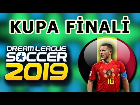 Belçika İle Kupa Finali - Dream League Soccer 2019