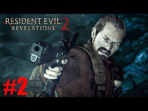 НАТУСИК! ► Resident Evil: Revelations 2 Прохождение #2 ► ХОРРОР ИГРА