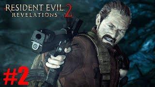 видео: НАТУСИК!  Resident Evil: Revelations 2 Прохождение #2  ХОРРОР ИГРА