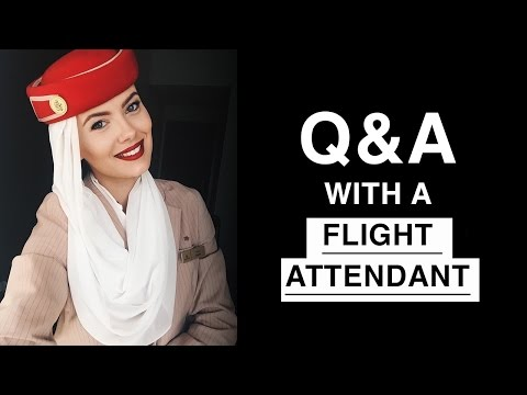 FLIGHT ATTENDANT Q&A - YOUR QUESTIONS ANSWERED | Emirates Cabin Crew