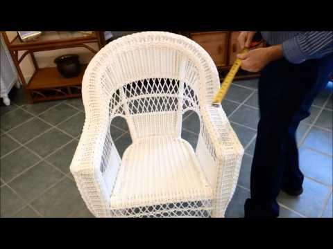Wicker Patio Furniture Replacment Cushions