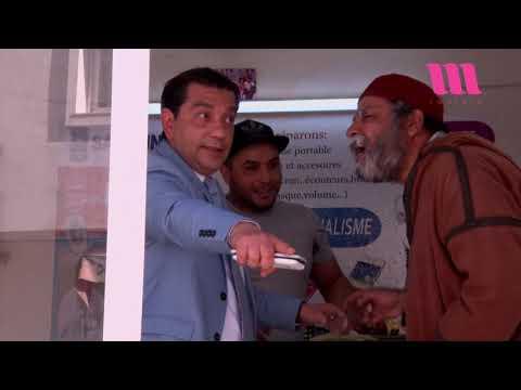 كاميرا خفية تونسية 2018 الزطلة ههههههه الحلقة الخامسة