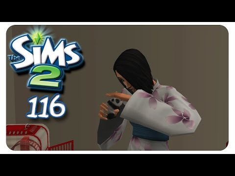 Das Mini-Pandabärchen #116 Die Sims 2 - Alle Addons - Gameplay [1080p]