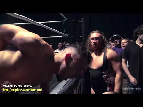 [FREE MATCH] A-Kid vs Pete Dunne - Project Whitewolf - 23/06/2019