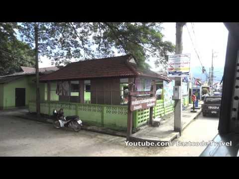 Mae Chan town district Chiang Rai   Thailand