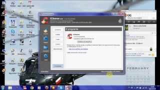 Bezpieczeństwo komputera - Ccleaner