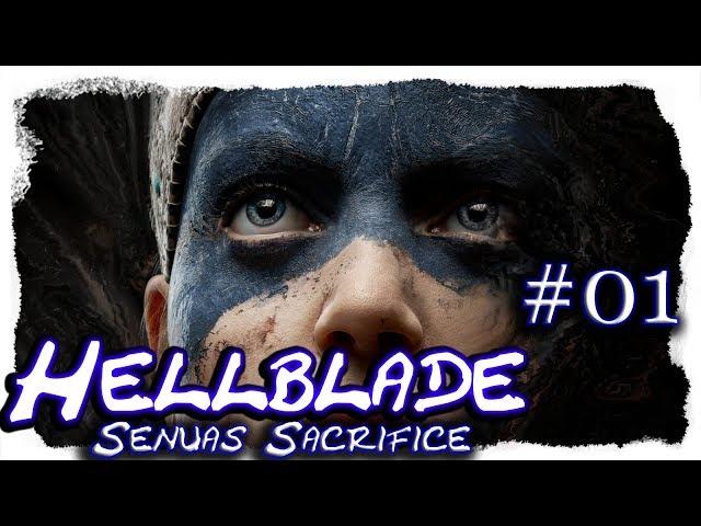 Hellblade - Senua's Sacrifice #01 🔷 Die Brücke nach Hel 🔷 Let's Play, 4k, UHD, blind, deutsch, LP