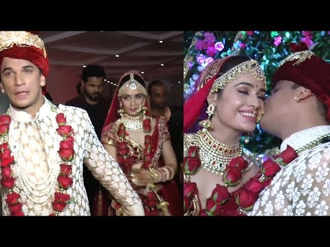 Prince narula and yuvika chaudhary full marriage Wedding video HD