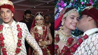 Prince narula and yuvika chaudhary full marriage Wedding video HD