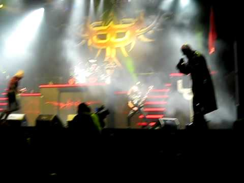 Judas Priest Bogota Colombia Nov 3 - Breaking The Law
